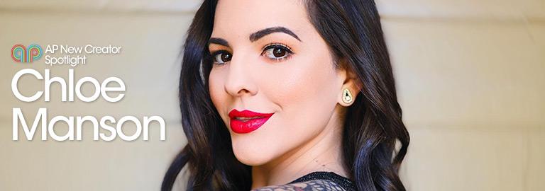 AP New Creator Spotlight : Chloe Manson