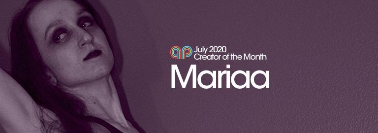 AP Creator of the Month : Mariaa