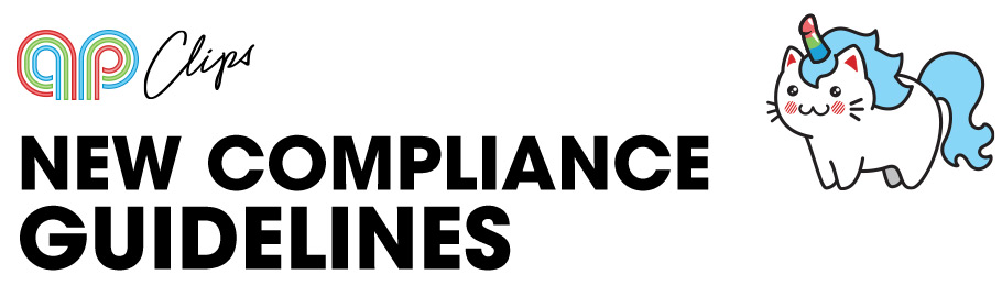 Protecting Our Creators & Users with New Compliance Guidelines